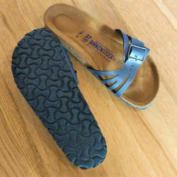 Sandali scarpe birkenstock donna nuovi 37