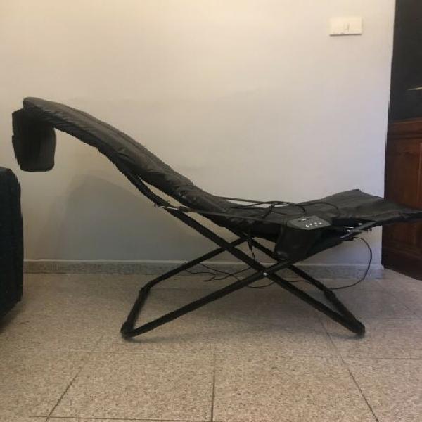 Sdraio massaggiante elettrica in condizioni perfette