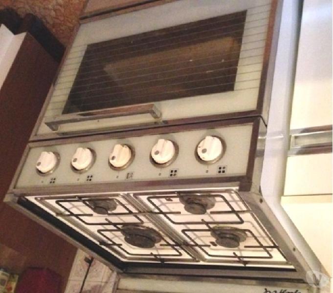 Cucina a gas vintage gasfire