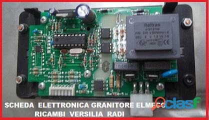 Elettronica completa usato ok per granitore elmeco big biz