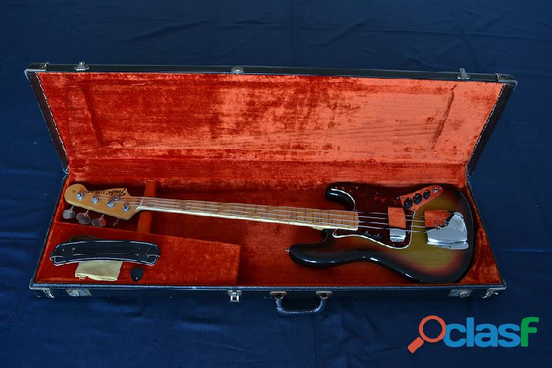 Fender 1974 jazz bass