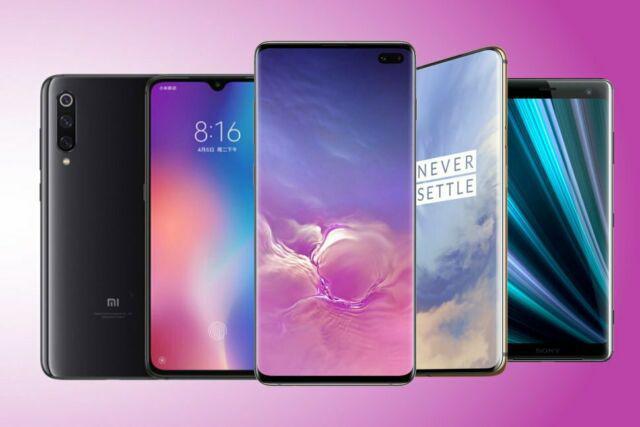 Acquisto smartphone apple android nuovi