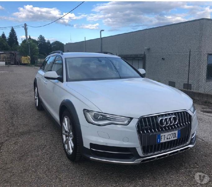 Audi a6 allroad 3.0 tdi 313 cv tiptronic