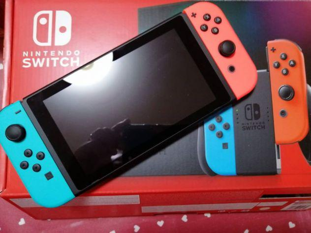 Consolle nintendo switch 2020
