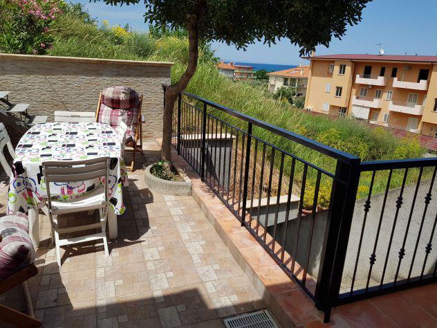 Casa vacanza a pochissimi metri dal mare ionio
