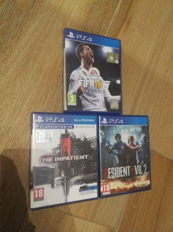Giochi ps4 resident evil 2 the inpatient fifa 18