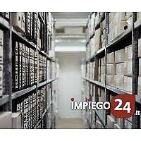 Impiegata call center logistica