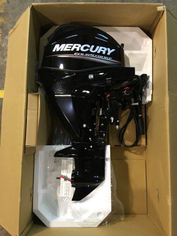 Mercury 25 hp 3 cilindro 4 tempi