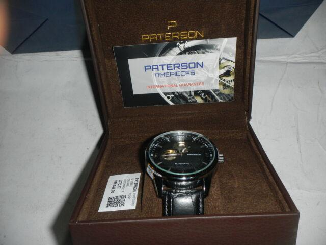 Orologio patterson