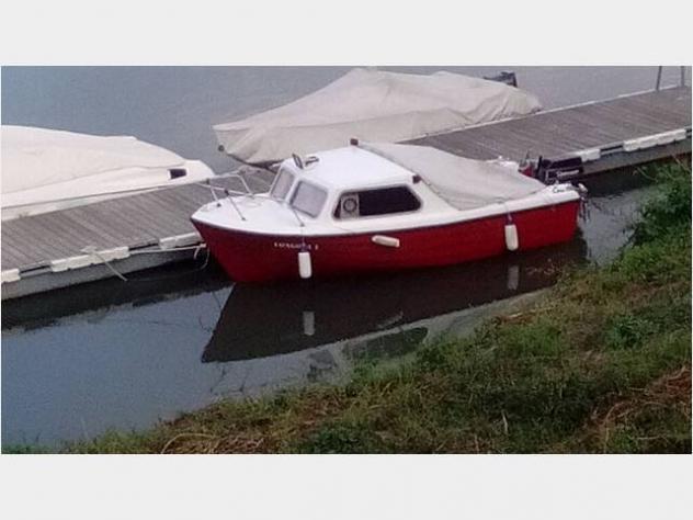 Barca a motoregobbi pilotina anno1996 lunghezza mt550