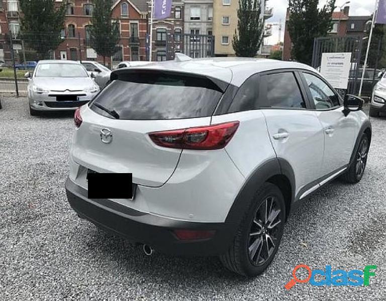 Mazda CX 3 2.0L Skyactiv G Evolve PURE EDITION 1