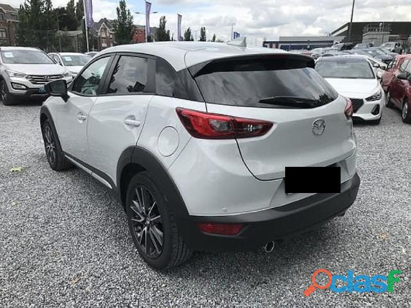 Mazda CX 3 2.0L Skyactiv G Evolve PURE EDITION 2