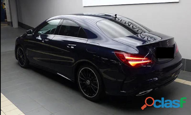 Mercedes CLA 180 AMG line 1