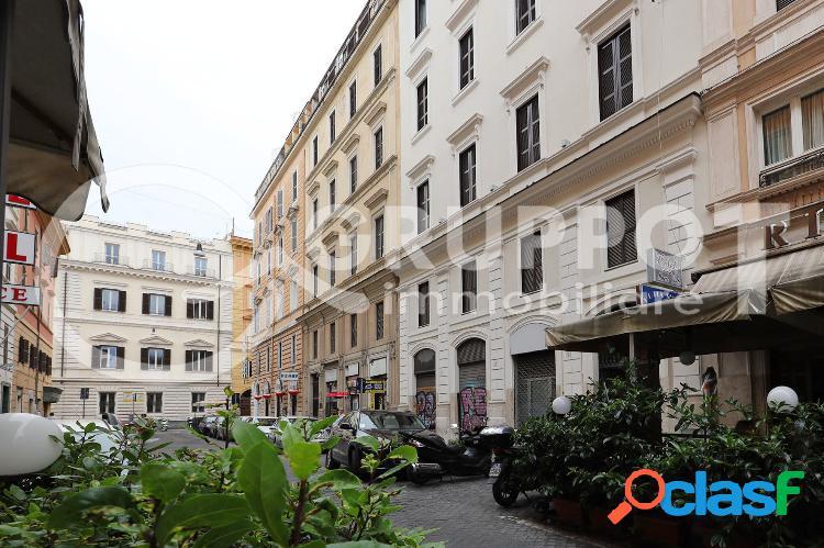 Castro pretorio - appartamento 4 locali € 385.000 t417