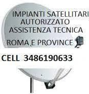 Antenne tv/sat installazione sat e puntamento parabola,