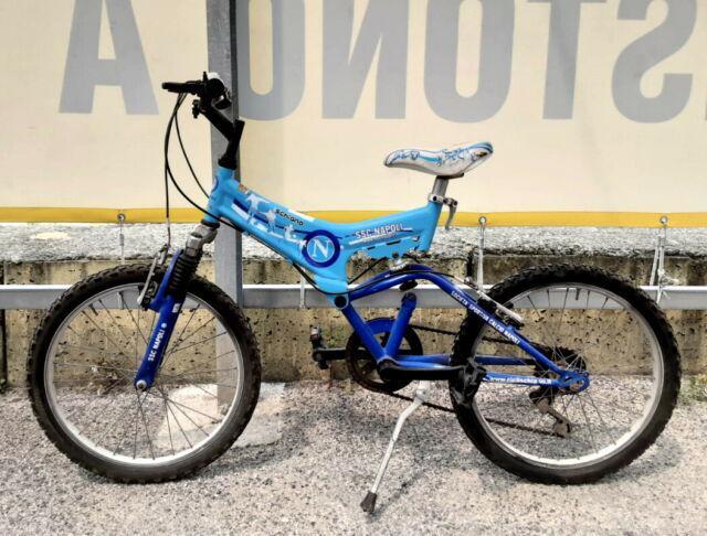 Bicicletta ssc napoli misura 18