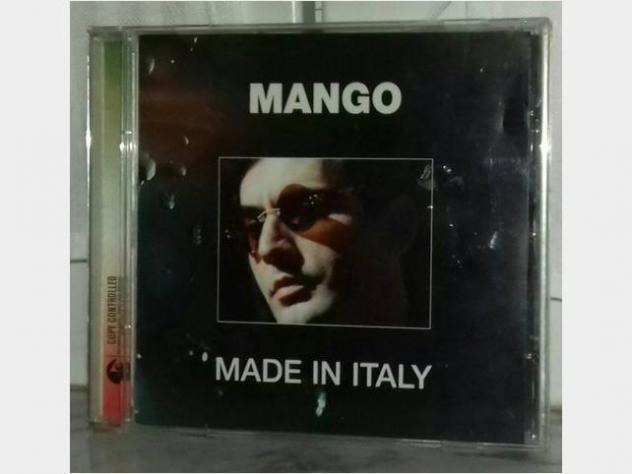 CD COMPILATION MANGO