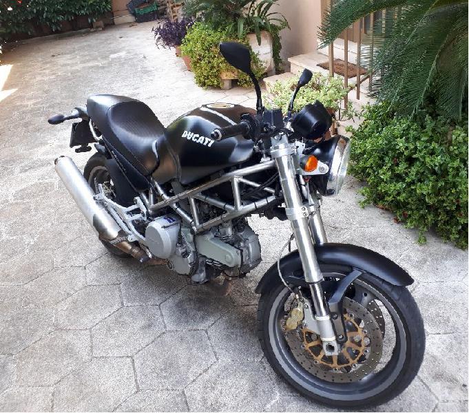 Ducati monster dark 620 i.e. come nuova
