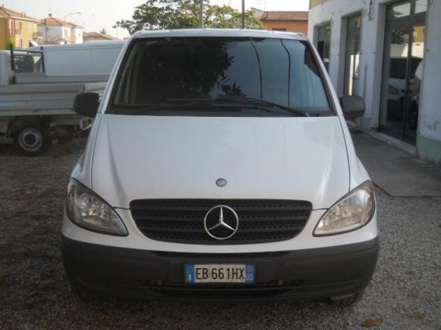 MERCEDES-BENZ Vito 2.2 115 CDI PC-SL-TN Furgone Long rif.