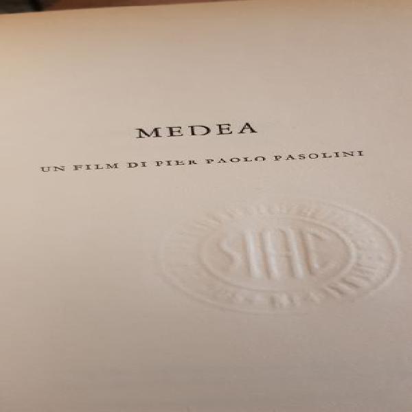 Medea, Pier Paolo Pasolini