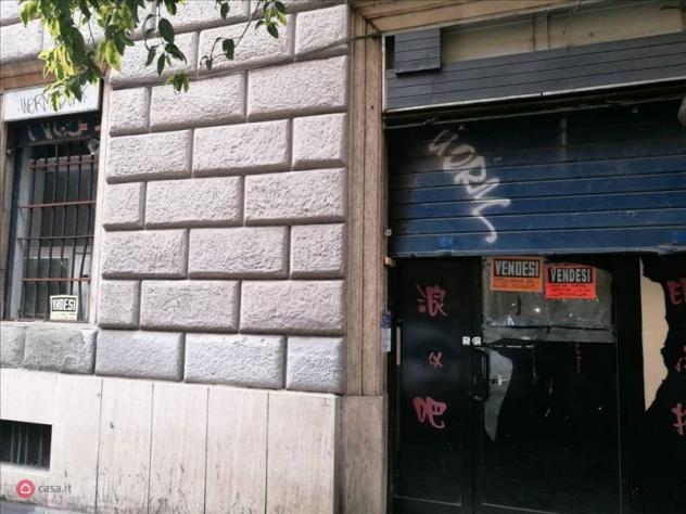 Negozio di 150mq in Via Niccolò Machiavelli a Roma