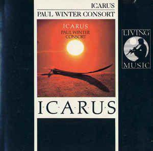 cd PAUL WINTER CONSORT(OREGON)-ICARUS