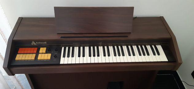 organo vintage antonelli