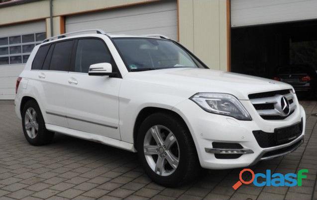 2015 Mercedes Benz GLK 220 CDI 4 Matic BE Xenon Navi Park