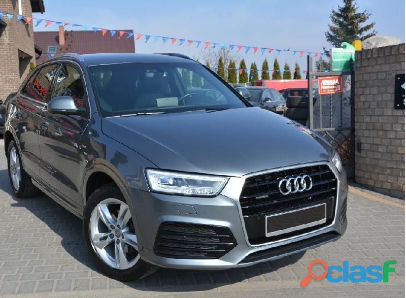 2017 Audi Q3 2.0d automatico NAVI   LED