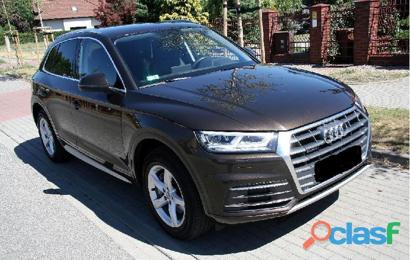 2017 Audi Q5 2.0d 4x4 Luci LED Navigazione GPS