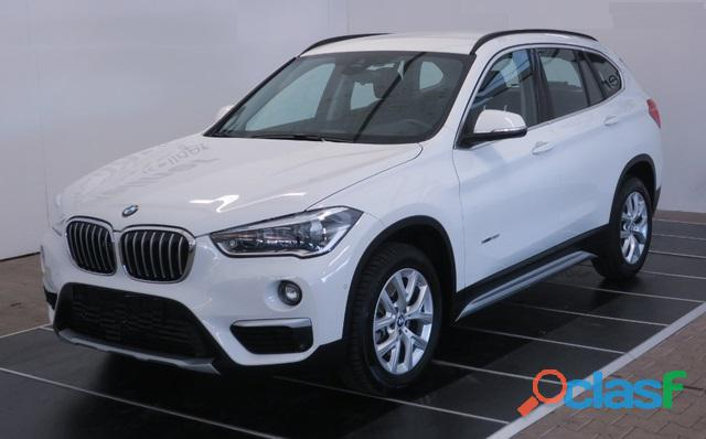 2018 BMW X1 xDrive 20i xLine pelle