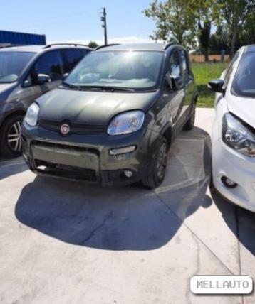 Fiat panda 4x4 2015…