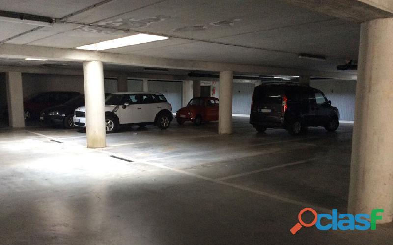 Affittasi posti auto coperti e custoditi in centro a Pasiano di Pordenone