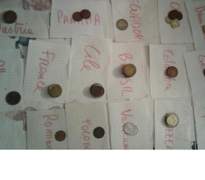 monete di varii Stati e varie datazioni