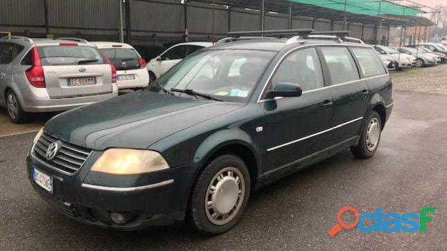 Volkswagen Passat Anno 2001