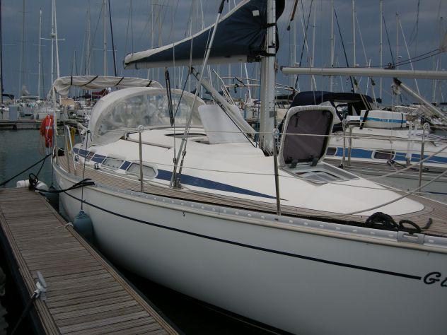 Barca a vela elan 34 vendo