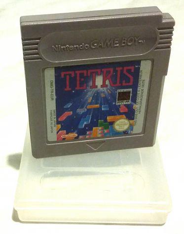 Gioco per nintendo game boy tetris dmg-tr-eur made in japan