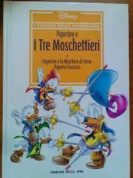 I classici della letteratura n 5 - paperino e i tre