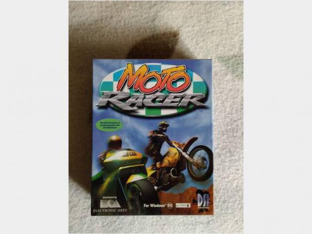 Moto racer usato