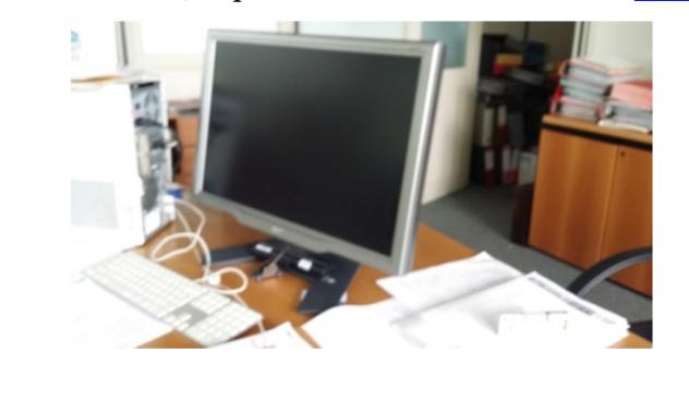 """Monitor 26"""" lcd acer"""