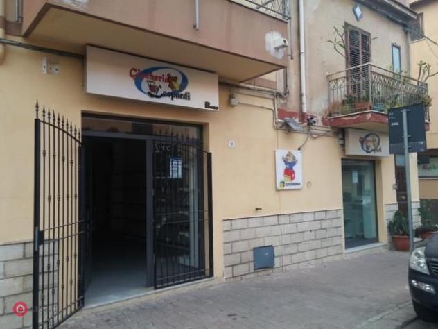 Negozio di 70mq in via lorenzo iandolino 51 a palermo
