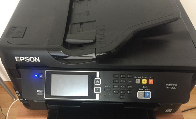 Stampante multifunzione epson wf-7610