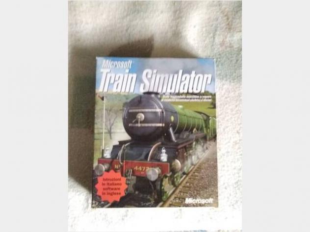 Train simulator usato