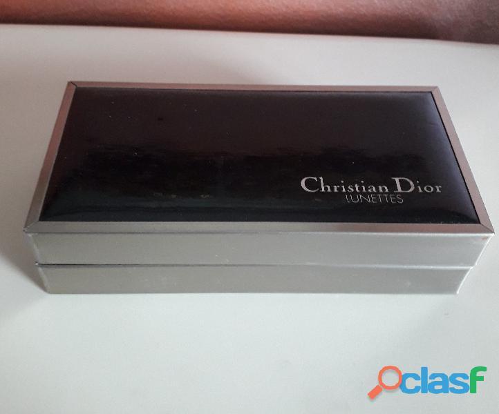 Custodia rigida Cristian Dior vintage anni '80 originale