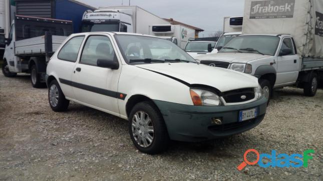 Ford Fiesta Anno 2002