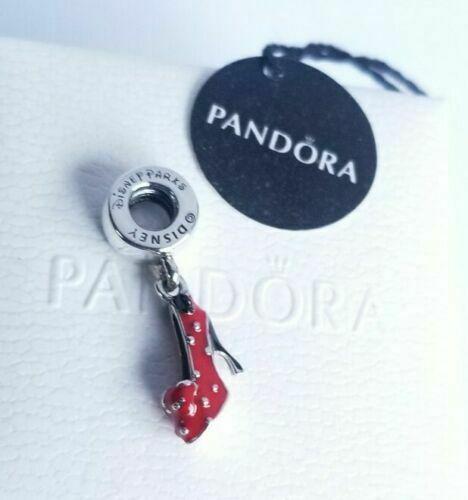 Pandora disney park charm scarpa con tacco minnie