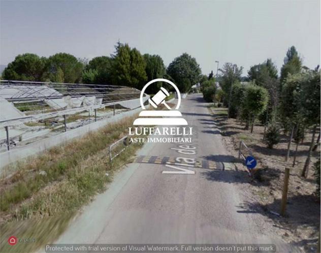 Terreno agricolo di 10940mq in via delle case romole a