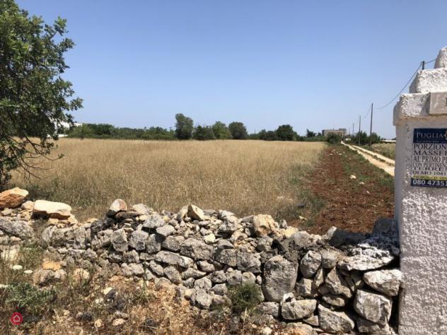 Terreno agricolo di 9413mq in contrada brenca a mola di bari