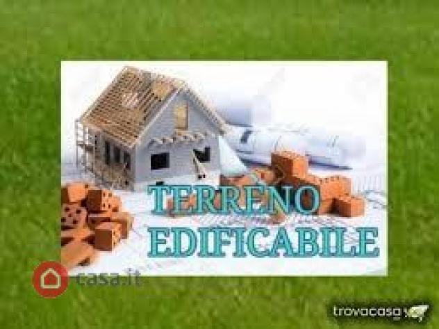 Terreno edificabile di 1331mq a paese