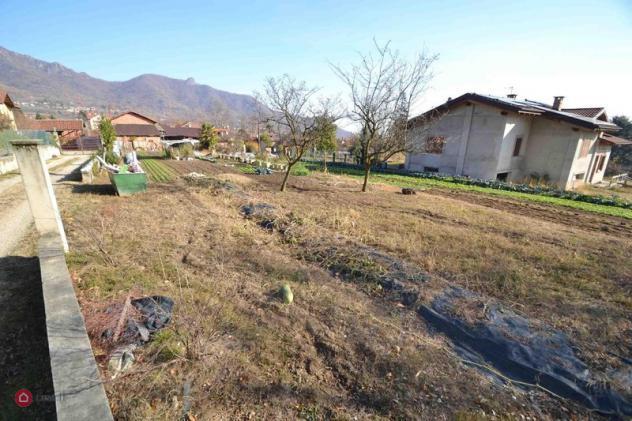 Terreno edificabile di 1800mq in via scrivanda a cantalupa
